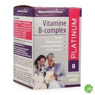 Mannavita Vitamine B Complex V-caps 60