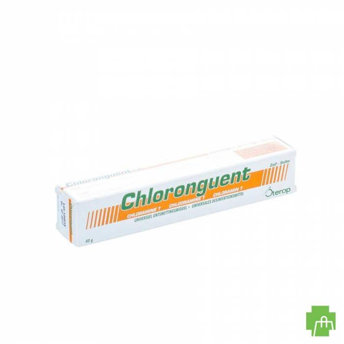 Chloronguent Ung Gm 40g