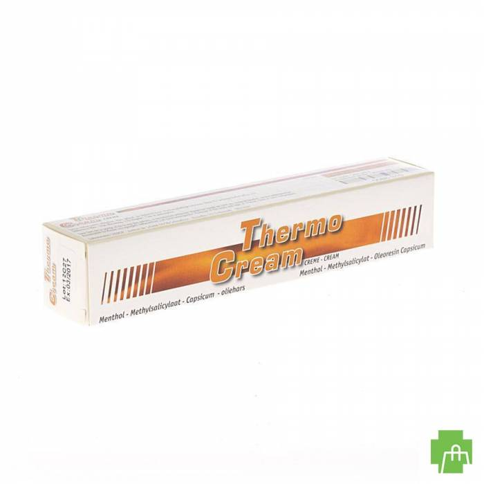 Thermo Cream Tube 40g