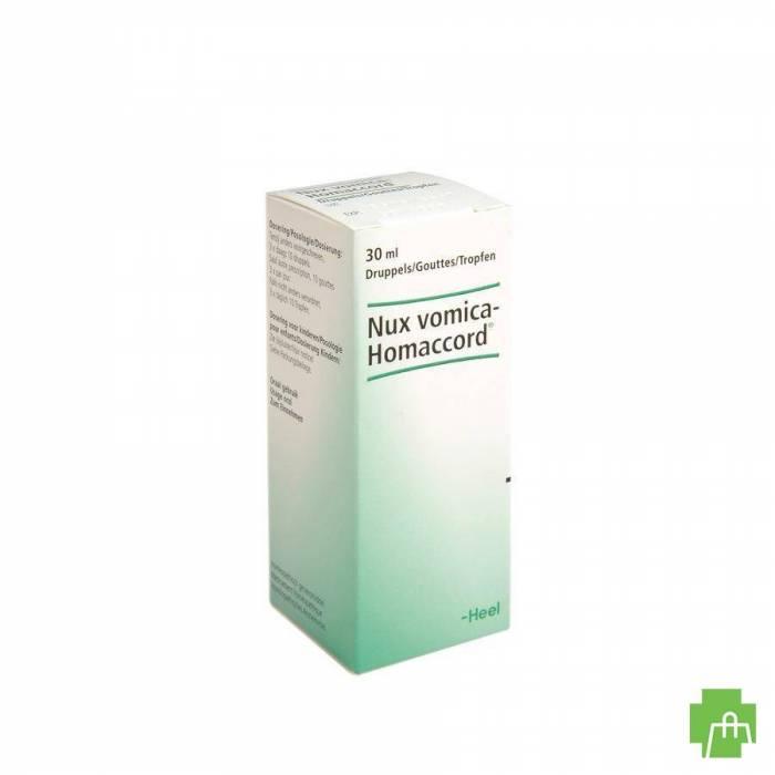 Nux Vomica-homaccord Gutt 30ml Heel