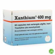 Xanthium 400 Caps 60 X 400mg
