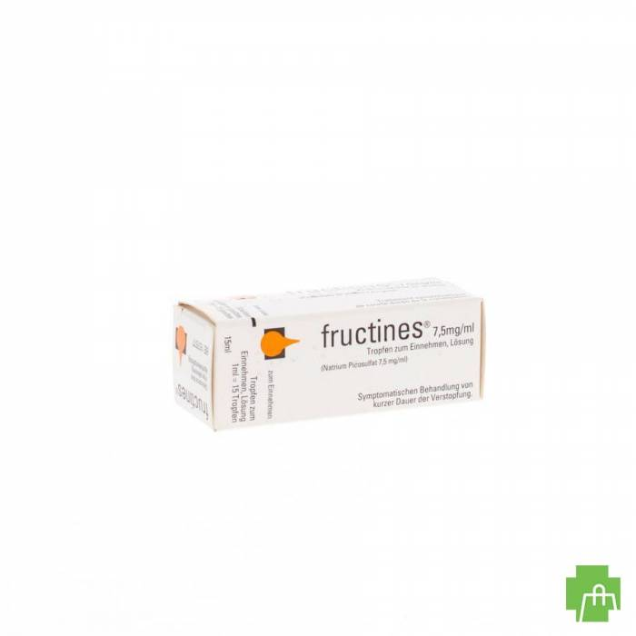 Fructines Drinkbare Druppels 15ml