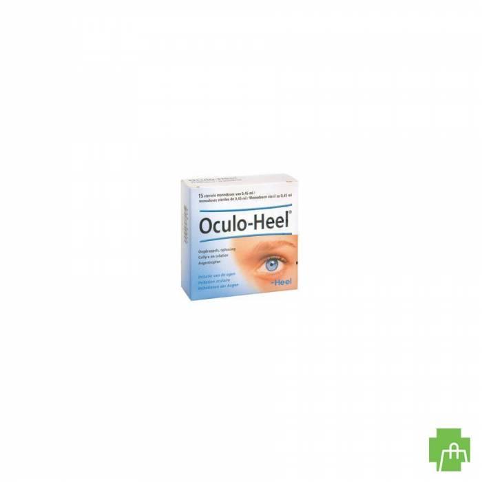 OCULO-HEEL OOGDRUP MONODOS 15X0,45ML