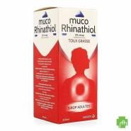 Muco Rhinathiol 5% Sir Ad 250ml