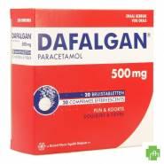 Dafalgan Eff 500mg Comp 20