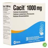 Cacit 1000 Tabl Efferv. Tube 30 X 1000mg