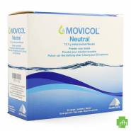 Movicol Neutral Sachets 20 X 13,7g