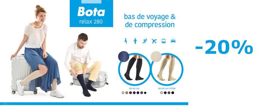 Bota Relax -20% NL dynaphar
